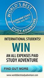 The World's Best Study Adventure