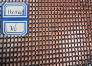 11 mesh 0.8 mm wire 316 stainless steel security screen