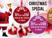 Special Christmas Hair / Beauty Discount Offers