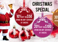 Special Christmas Hair Beauty Discount Offers Geelong