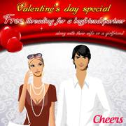 Beautify your Valentines day with Our Free Gift