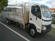 2005 HINO Hino Dutro HiGrade 7500 Custom Made Long Tray (200