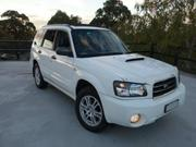 2005 SUBARU MY04 Subaru Forester XT Luxury 2.5L Turbo Low KM S