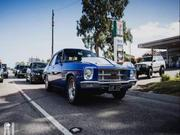 HOLDEN MONARO 1971 HOLDEN HQ GTS MONARO TURBO DRAG CAR SHOWCAR M