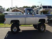 CHEVROLET CHEVY VAN CHEVY 4X4 PICKUP C10 SILVERADO BIG BLOCK 454 LIFTE