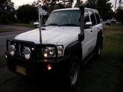 Nissan Patrol 37900 miles