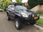2005 TOYOTA prado Toyota Landcruiser Prado Off Road Vehicle
