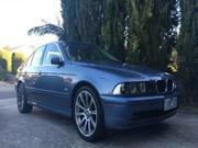 2002 BMW 525 2002 BMW 525i Executive E39 Auto MY02
