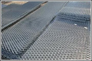 Expanded Metal Lath or Diamond Metal Lath Introduction,  Uses