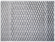 Paper back metal lath is named diamond mesh lath regular or self-furre