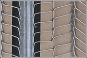 Rib Lath Features and Uses Compared with Other Metal Laths
