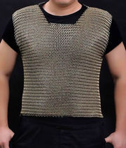 Chainmail Armor: Body Protection &  Festival Performance