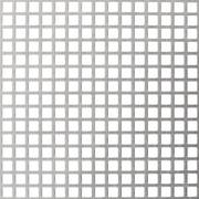 Square Hole Perforated Mesh for Filtering,  Screening and Ventilation