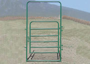 Horse Corral Panels with Galvanized Round,  Square and Oval Pipe