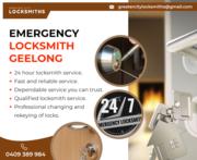 24/7 Emergency Locksmith Service in Geelong